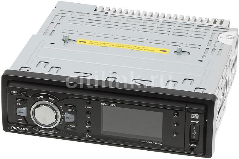 Автомагнитола PROLOGY MCA-1050U,  USB,  SD/MMC