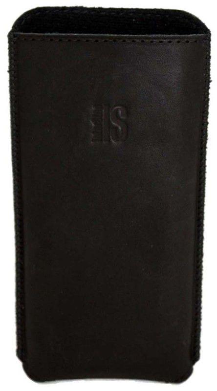 Чехол (футляр) INTERSTEP Pocket р37, черный [spct37-000000-k1301o-k100]