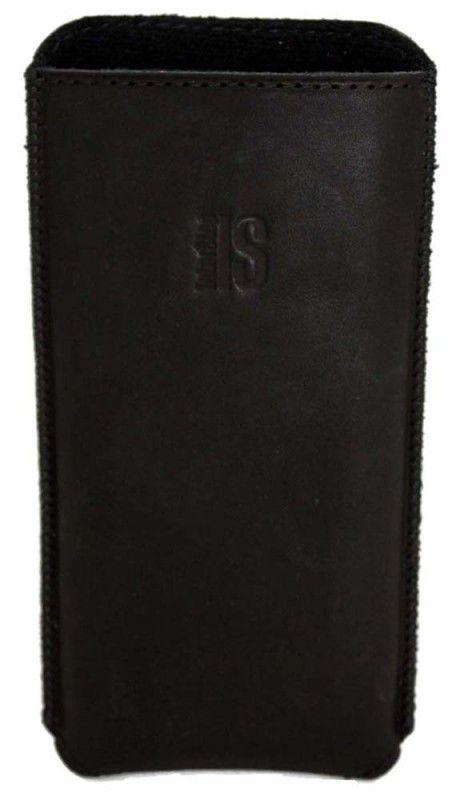 Чехол (футляр) INTERSTEP Pocket р93, черный [spct93-000000-k1301o-k100]