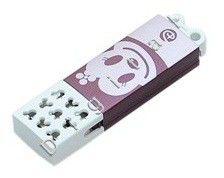 Флешка USB A-DATA Theme T801 Disney Minnie 2Гб, USB2.0, розовый и рисунок