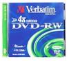 Оптический диск DVD-RW VERBATIM 4.7Гб