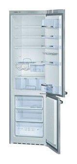 Холодильник BOSCH KGV39Z45,  двухкамерный,  серебристый