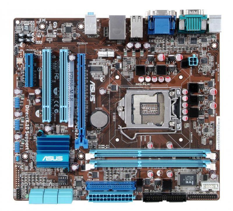 Asus P7H55-M LE Realtek LAN Download Driver