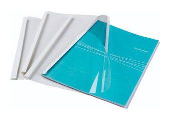 Термообложка FELLOWES CRC-53154,  A4,  6мм,  100,  белый
