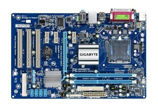 Материнская плата GIGABYTE GA-P41T-ES3G LGA 775, ATX, Ret