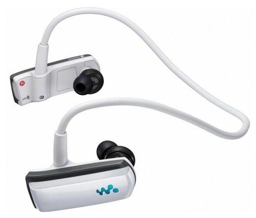 MP3 плеер SONY NWZ-W252W flash 2Гб белый [nwzw252w.cev]