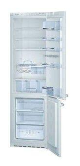 Холодильник BOSCH KGS39Z25,  двухкамерный,  белый