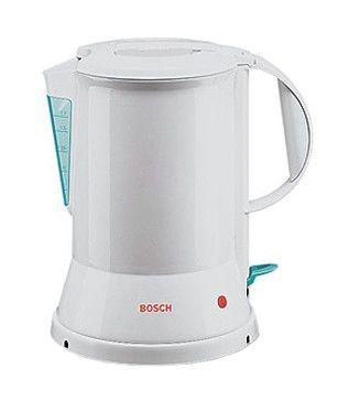 Чайник электрический BOSCH TWK1102N, 2200Вт, белый
