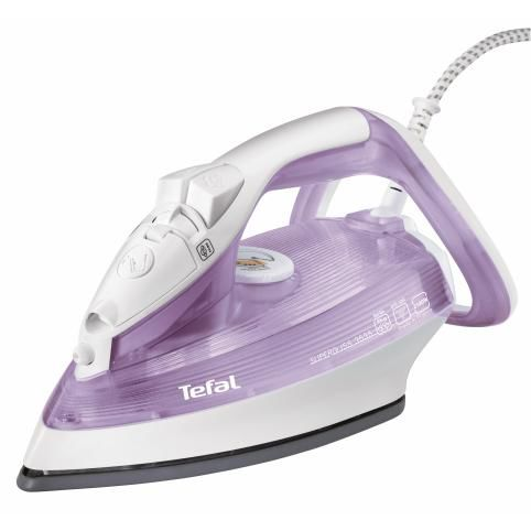 Утюг TEFAL FV3535,  2100Вт,  фиолетовый
