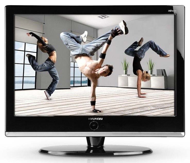 Телевизор ЖК HYUNDAI H-LCD1910