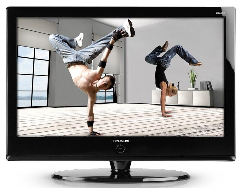Телевизор ЖК HYUNDAI H-LCDVD3200