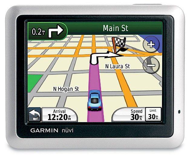 GPS навигатор GARMIN Nuvi 1255T,  3.5