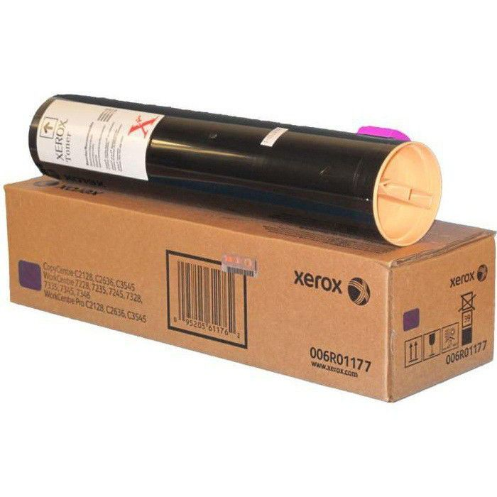 Картридж XEROX 006R01177 пурпурный free shipping compatible for xerox 7328 7335 7345 7346 chemical color toner powder printer color powder 4kg