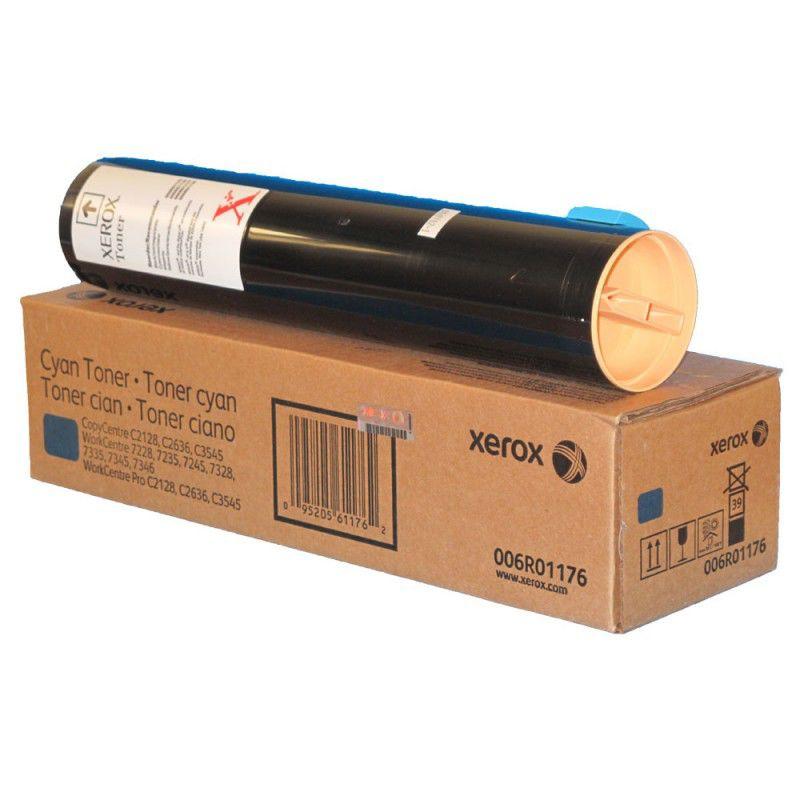 Картридж XEROX 006R01176 голубой