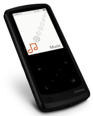 MP3 плеер COWON Iaudio 9 flash 16Гб черный [15 112 116]