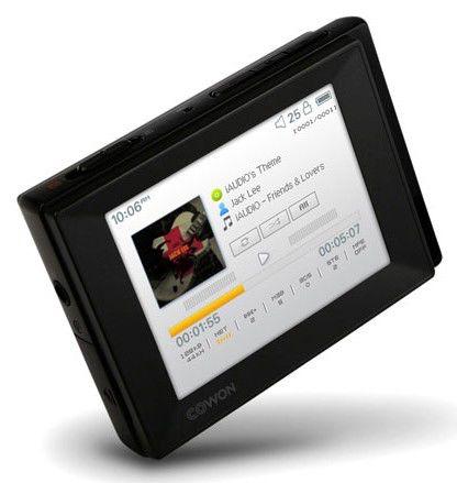 MP3 плеер COWON D2+ flash 8Гб черный [15 111 381]