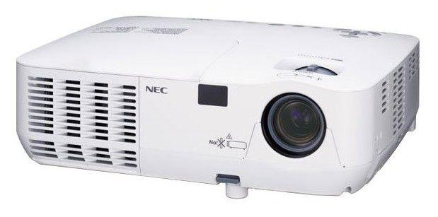 Проектор NEC NP210 3D белый [np210g 3d]