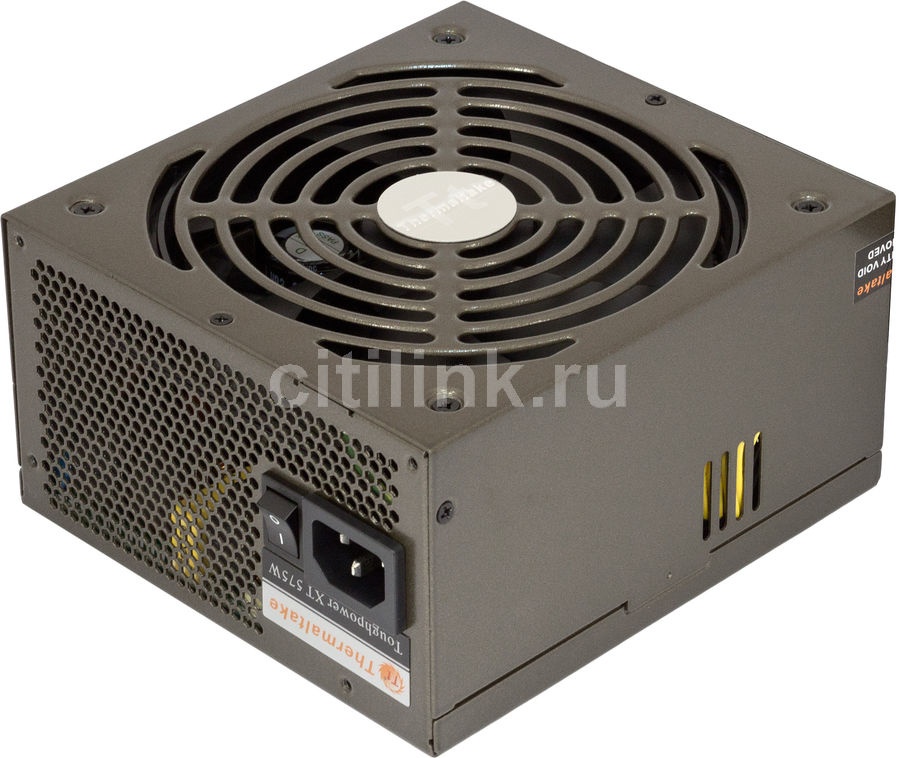 Блок питания THERMALTAKE Toughpower XT TPX-575MPCE,  575Вт,  140мм,  retail