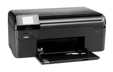 МФУ струйный HP Photosmart Wireless B110b, A4, цветной, струйный [cn245c]