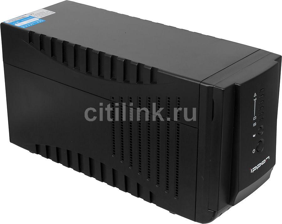 Источник бесперебойного питания IPPON Smart Power Pro 1400,  1400ВA [573255]