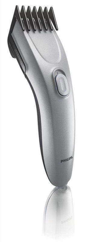 Триммер PHILIPS QC5015,  серебристый/черный