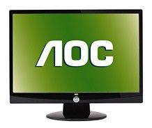 "Монитор ЖК AOC Value Line 917Sw+ 19"", черный"