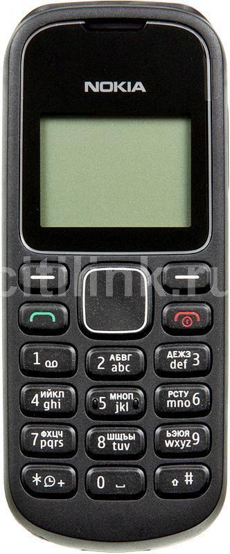 Мобильный телефон NOKIA 1280  черный