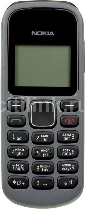 Мобильный телефон NOKIA 1280  серый