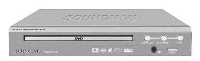 DVD-плеер SOUNDMAX SM-DVD5109,  черный