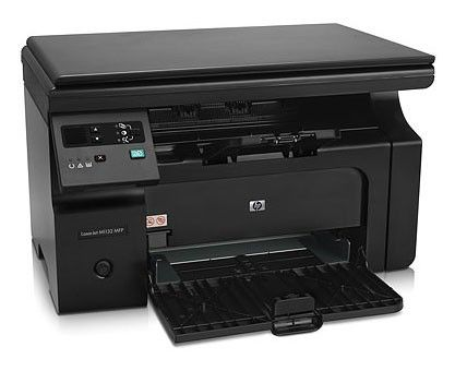 МФУ HP LaserJet Pro M1132,  A4,  лазерный,  черный [ce847a]