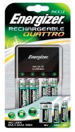 Зарядное устройство ENERGIZER Quattro