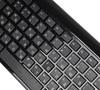 Клавиатура OKLICK 560S,  USB, черный вид 4