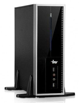 Неттоп  IRU 110,  Intel  Atom  D410,  DDR2 1Гб, 160Гб,  Intel GMA 3150,  noOS,  черный