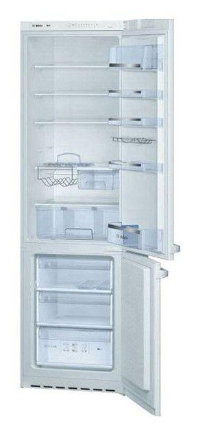 Холодильник BOSCH KGV39Z35,  двухкамерный,  белый
