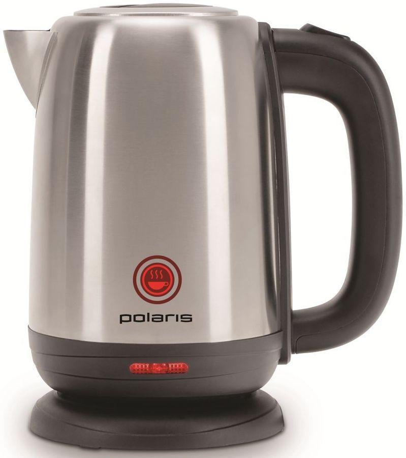 Чайник электрический POLARIS PWK1765CA, 2200Вт, черный