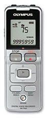 Диктофон OLYMPUS VN-7500 2 Gb,  черный [n2286621]
