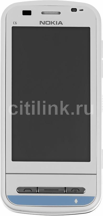 Смартфон NOKIA C6  белый