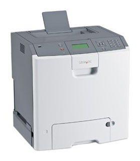 Принтер LEXMARK C734n лазерный, цвет:  белый [25c0360]