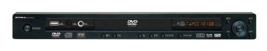 DVD-плеер SUPRA DVS-708XKII,  черный