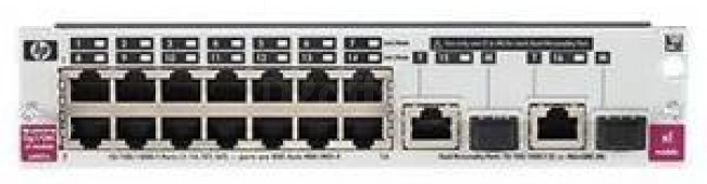 Модуль HP (JC095A) 16-Port SFP A5800