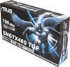 Видеокарта ASUS GeForce GTX 460,  768Мб, GDDR5, OC,  Ret [engtx460 directcu top/2di/768m] вид 7
