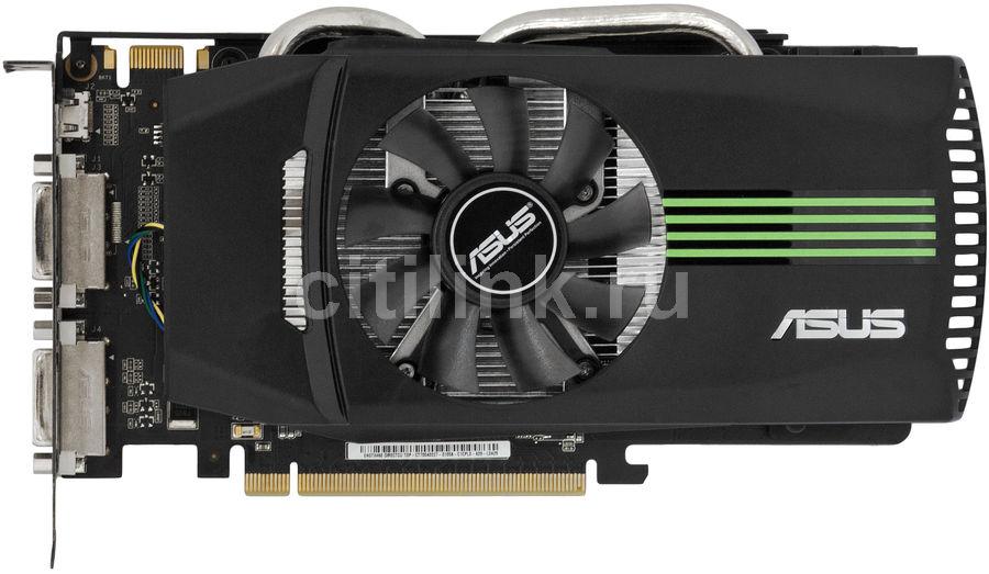 Видеокарта ASUS GeForce GTX 460,  768Мб, GDDR5, OC,  Ret [engtx460 directcu top/2di/768m]