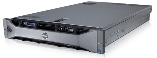 Сервер Dell PE R710 2xX5620 2.4/8G(4x2G2RRDM1.06)/SAS2x146 2x300G 15K 3.5