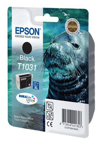 Картридж EPSON T1031 черный [c13t10314a10]