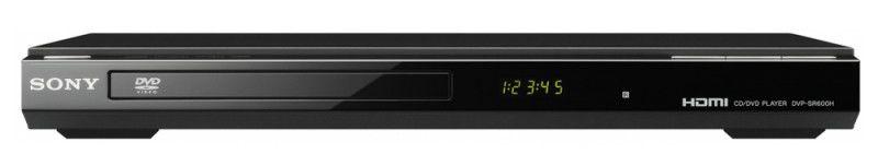 DVD-плеер SONY DVP-SR700H,  черный