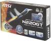 Видеокарта MSI GeForce GT 220,  512Мб, DDR3, Low Profile,  Ret [n220gt-md512 d3/lp] вид 6