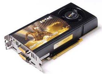Видеокарта ZOTAC GeForce GTX 460,  1Гб, GDDR5, Ret [zt-40402-10p]