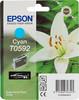 Картридж EPSON T0592 голубой [c13t05924010] вид 1