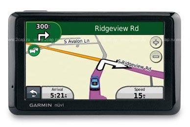 GPS навигатор GARMIN Nuvi 1310T,  4.3