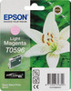 Картридж EPSON C13T059640 светло-пурпурный [c13t05964010] вид 1